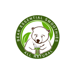 Bear Essential Smoothies Logo - Entry #22