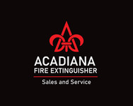 Acadiana Fire Extinguisher Sales and Service Logo - Entry #162