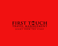 First Touch Travel Management Logo - Entry #83