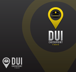 DUI Checkpoint Finder Logo - Entry #52