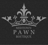 Either Midtown Pawn Boutique or just Pawn Boutique Logo - Entry #74