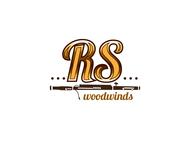 Woodwind repair business logo: R S Woodwinds, llc - Entry #45