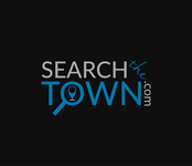search the town .com     or     djsheil.com Logo - Entry #11