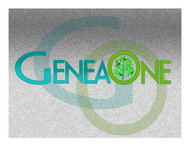 GeneaOne Logo - Entry #144