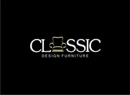 classic design furniture Logo - Entry #74