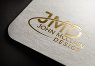 John McClain Design Logo - Entry #122