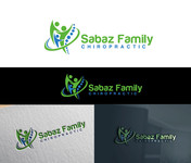 Sabaz Family Chiropractic or Sabaz Chiropractic Logo - Entry #131