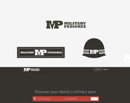 Military Pedigree Logo - Entry #20
