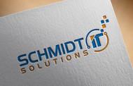 Schmidt IT Solutions Logo - Entry #29