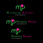 Michelle Potter Photography Logo - Entry #114