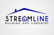 STREAMLINE building & carpentry Logo - Entry #85