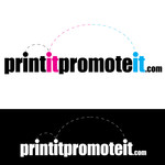 PrintItPromoteIt.com Logo - Entry #216
