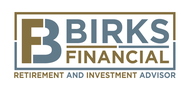 Birks Financial Logo - Entry #186