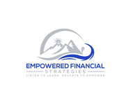 Empowered Financial Strategies Logo - Entry #365