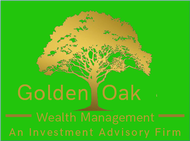 Golden Oak Wealth Management Logo - Entry #201
