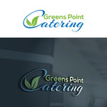 Greens Point Catering Logo - Entry #19