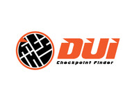 DUI Checkpoint Finder Logo - Entry #33