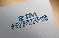 ETM Advertising Specialties Logo - Entry #23