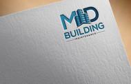 MD Building Maintenance Logo - Entry #40