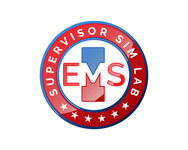 EMS Supervisor Sim Lab Logo - Entry #73