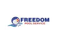 Freedom Pool Service Logo - Entry #111