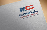Mechanical Construction & Consulting, Inc. Logo - Entry #142