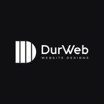 Durweb Website Designs Logo - Entry #8