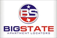 Big State Apartment Locators Logo - Entry #45