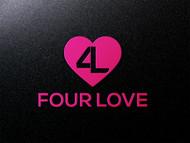 Four love Logo - Entry #40