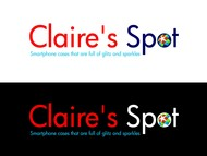 Claire's Spot Logo - Entry #65