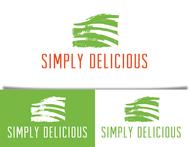 Simply Delicious Logo - Entry #7