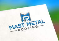 Mast Metal Roofing Logo - Entry #60