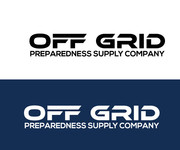 Off Grid Preparedness Supply Company Logo - Entry #59