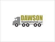 Dawson Transportation LLC. Logo - Entry #267