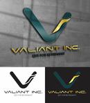 Valiant Inc. Logo - Entry #124