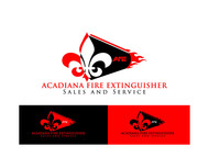 Acadiana Fire Extinguisher Sales and Service Logo - Entry #197