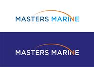 Masters Marine Logo - Entry #112