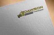 Dawson Transportation LLC. Logo - Entry #181