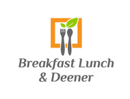 Breakfast Lunch & Deener Logo - Entry #45