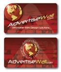 Advertisewall.com Logo - Entry #25