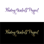 The Healing Waters Project Logo - Entry #66