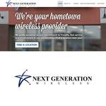 Next Generation Wireless Logo - Entry #200