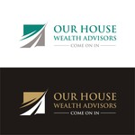 Our House Wealth Advisors Logo - Entry #124