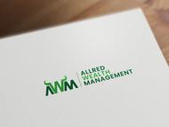 ALLRED WEALTH MANAGEMENT Logo - Entry #924