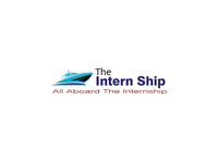 The Intern Ship  Logo - Entry #46