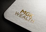 MGK Wealth Logo - Entry #442