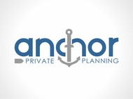 Anchor Private Planning Logo - Entry #22