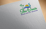 The Oasis @ Marcantel Manor Logo - Entry #70