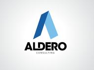 Aldero Consulting Logo - Entry #100