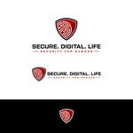 Secure. Digital. Life Logo - Entry #103